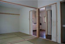 居室(大壁和室)